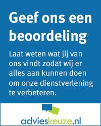 Geef Assurantiekantoor Rien Bijnen een beoordeling op Advieskeuze.nl