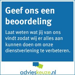 Geef Mart Strijbos Financieel Advies een beoordeling op Advieskeuze.nl